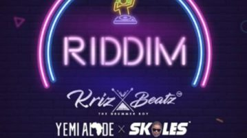 DOWNLOAD Krizbeatz - Riddim ft. Skales, Yemi Alade
