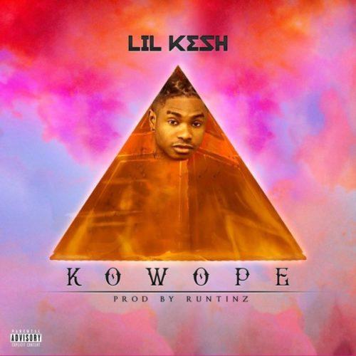 download Lil Kesh - Kowope mp3