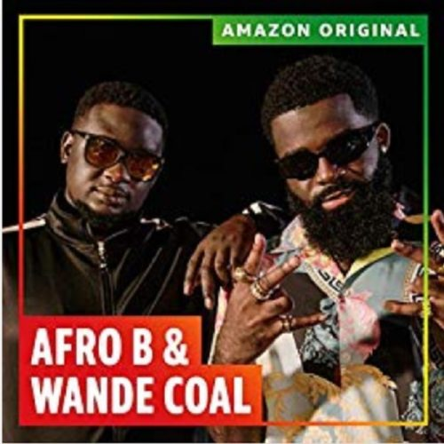 Afro B - Amina (Remix) ft. Wande Coal