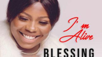 Blessing Okoye - I'm Alive MP3