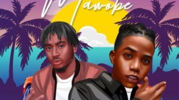 DJ 4Kerty ft. Lyta - Mawobe
