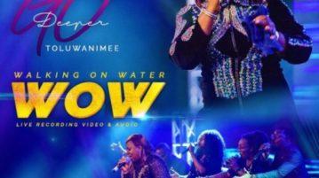 Toluwanimee - Walking on Water