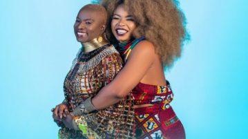 Yemi Alade, Angelique Kidjo - Shekere (VIDEO)