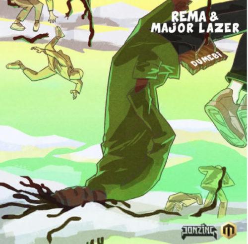Rema ft. Major Lazer